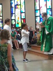 premiere communion bethanie