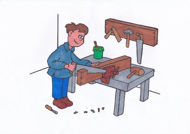 Petit charpentier Paroisse Houilles Carrières