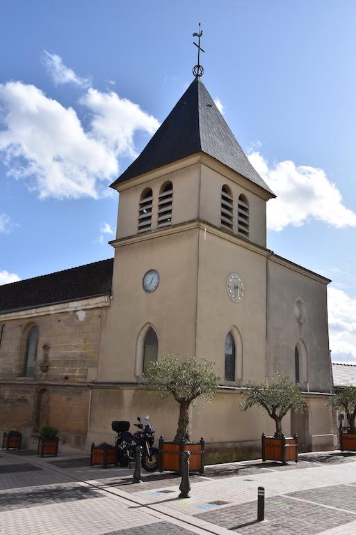 St JB1 Paroisse HouillesCarrières