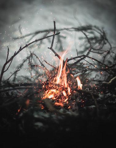 Flamme ParoisseHouilles Carrières