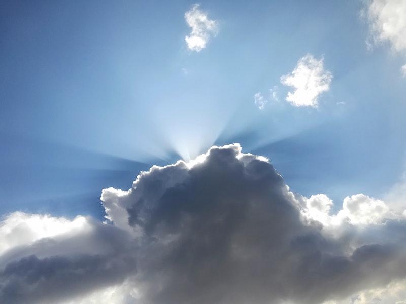 soleil et nuage Paroisse Houilles Carrières